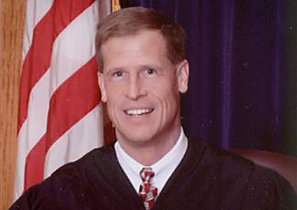 U.S. Federal District Judge Scott Skavdahl